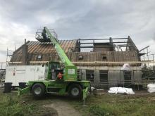 Verwijderen asbesthoudende dakplaten